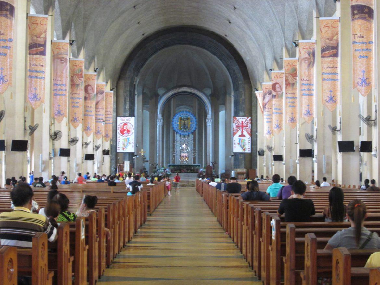 Church prepares for earthquake, tsunami
