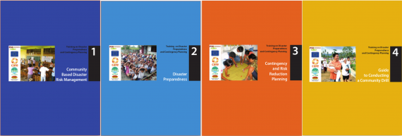 ACCORD Training Manuals - Disaster Preparedness and