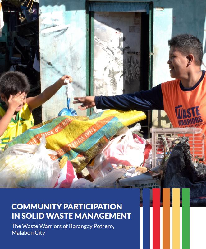 Community Participation in Solid Waste Management: Barangay Potrero's Waste Warriors